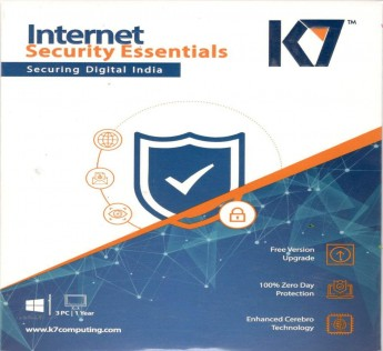 K7 Internet Security 1 User 1 Year (Email Delivery in 2 Hours - No CD)