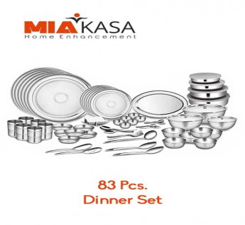 MIAKASA DINNER SET 83 PCS SAFE SHOP033