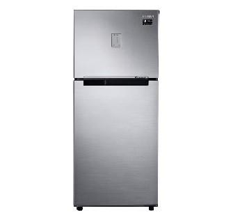 Samsung Double Door Refrigerator 253L 3 Star Inverter Frost Free Double Door Refrigerator RT28T3483S8 HL Elegant Inox