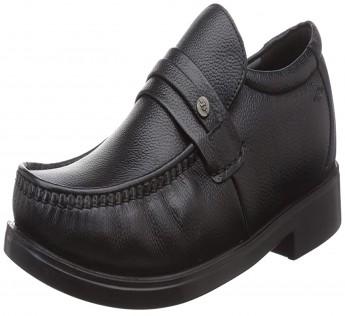 BATA Men's Cario Mocc Leather Formal Shoes
