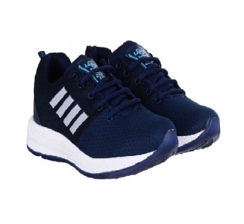 INDUS-12 Walking Lancer Shoes For Men Shoes Sports shoes (Navy, White)