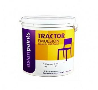 Asian Paint Tractor Emulsion 1Litre Asian Paint 1 Litre White