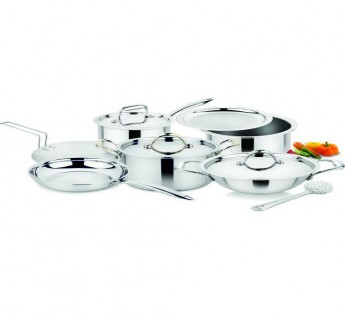 MIAKASA MONARCH 11PCS TRIPLY COOKWARE SET SAFE SHOP