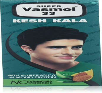 Vasmol Kesh Kala Hair Dye 50ml Vasmol Kesh Kala Hair Dye