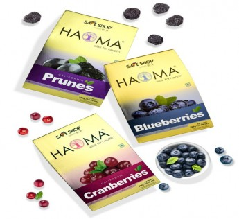 HAOMA SUPREME DE HYDRATED FRUIT BERRIES TRIO PACK SAFE SHOP