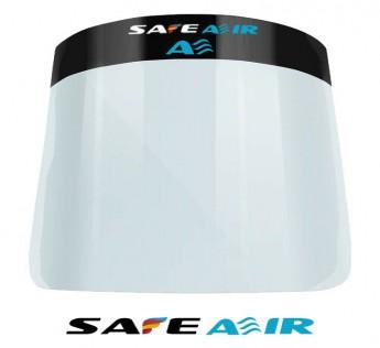 SAFEAIR FACESHIELD (10PCS) SAFE SHOP
