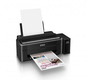 Printer Epson L130 Single-Function Ink Printer Tank Colour Epson L130 Printer