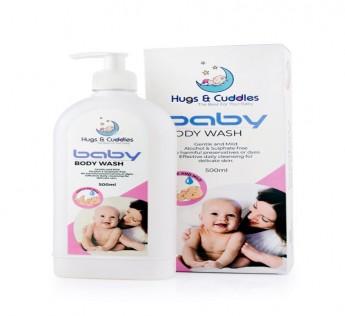 HUGS & CUDDLES BABY BODY WASH SAFE SHOP