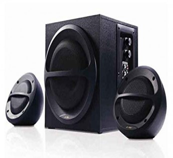 F&D A111X Speaker 35W 2.1 F&D Bluetooth Speaker Multimedia Speaker - Black