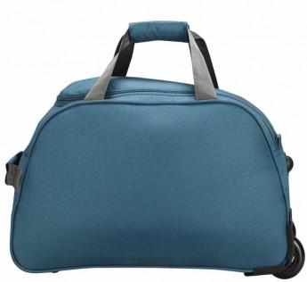 ARISTOCRAT ROOKIE DFT 52 (E) TEAL BLUE Duffel bag ARISTOCRAT Strolley Bag  (Blue)