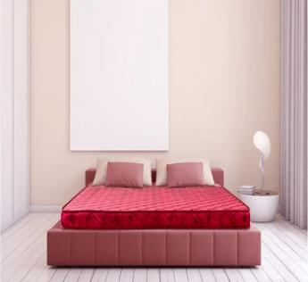 Angelica box top kurlon mattress queen bed kurlon mattress