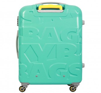 Skybags carry bags Polycarbonate 55 cm Ramp Hard Skybags Trolley bag (Turquoise)