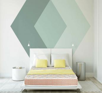 kalamkari kurlon mattress KING bed mattress kurlon