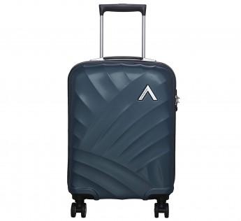 Aristocrat Bags Polycarbonate Hard Aristocrat Trolley Bag ( LEGEND55MRBBlue )