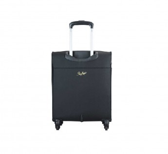 Small Cabin Skybags Luggage 59cm QUARTZ 4W EXP Skybags STROLLY 58 Black