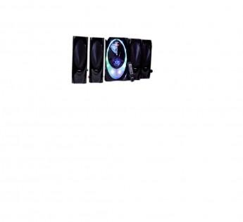 Intex 4.1 XM 4500 SUFB MULTIMEDIA SPEAKER 110W Home Theatre Black 4.1 Channel