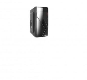Cabinet Foxin Mid Tower PC Cabinet 1S-CLASSY Cabinet