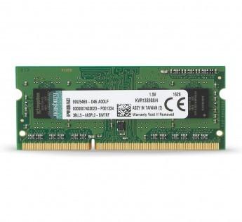 Kingston 2GB RAM DDR3 laptop Memory 1600MHz DDR3 Non-ECC CL11 DIMM SR x16 laptop Memory Technology Value KVR16N11S6/2