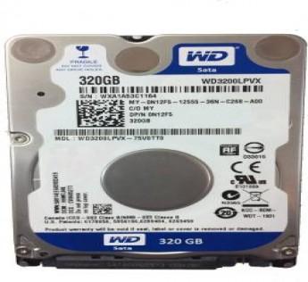 WD Blue WD3200BPVT 320GB Internal Hard Drive