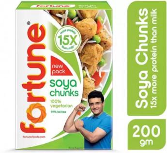 Fortune Soya Chunks  (200 g)