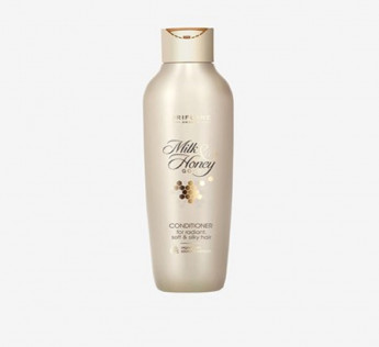 oriflame milk and honey conditioner gold shampoo for radiant, soft and silky hair