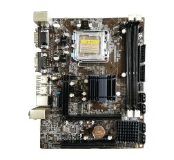 Zebronics Motherboard G41 Motherboard with Socket 775 RAM DDR3 Motherboard