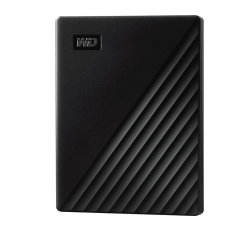 Western Digital 1 TB Portable Hard Disk Drive (HDD), WDBYVG0010BBK Black