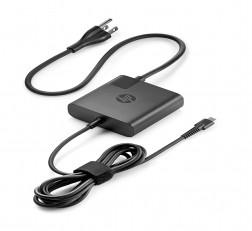 HP Travel Power Adapter USB-C 65W (BLACK)