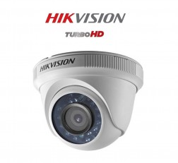 Hikvision Camera Night Vision Dome Camera DS 2CE5AD0T IRP 3.6mm 1080P HD Indoor Night Vision Dome Camera (White)