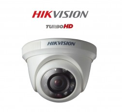 Hikvision Camera Indoor Dome Camera DS 2CE5ACOT IRPF 1MP Turbo HD Indoor Dome Camera