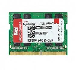 Simmtronics 8GB 2400MHz DDR4 SDRAM for Laptop