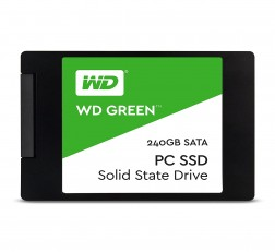 Western Digital SSD 240GB Internal Solid State Drive WD Green (WDS240G2G0A)