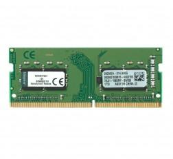 Kingston 4GB RAM DDR4  2400Mhz DDR4 Non-ECC CL17 SODIMM 1Rx8 PC Technology Value Memory KVR24S17S8 4