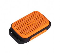 Zebronics Portable Speaker with Bluetooth, Micro SD Card, Camera Shutter Mode, Call Function and Sporty Wearable