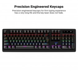 QUANTUM KEYBOARD AND MOUSE GAMING COMBO