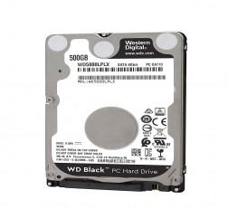 Western Digital Black 500GB SATA 2.5-inch 7200RPM Laptop Hard Drive (WD5000LPLX)