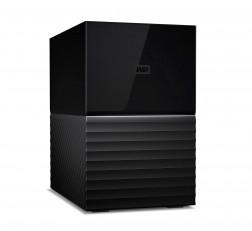 Western Digital 8TB USB 3.1 My Book Duo Desktop RAID External Hard Drive Model WDBFBE0080JBK-NESN