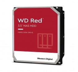 """Western Digital WD Red 4TB NAS Internal Hard Drive - 5400 RPM Class, SATA 6 Gb/s, 256 MB Cache, 3.5"""""""