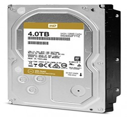 Western Digital RE 4TB SATA Enterprise Hard Drive (Western Digital4002FYYZ)