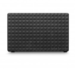 Seagate 4TB External Hard Drive HDD STEB4000300 Expansion Desktop USB 3.0 for PC Laptop and 3-Year Rescue Service