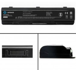 Lapgrade Laptop Battery for Dell Inspiron 1410 Vostro 1014 1015 Series (Black)