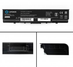 Lapgrade Laptop Battery for Dell Inspiron 1520 1521 1720 1721 Series(Black)