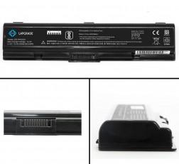 Lapgrade Laptop Battery for Toshiba Satellite A500 A505 L200 L201 L202 L203 L205 L300 L305 L350 Series (Black)