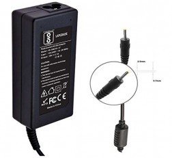 Adapter Lapgrade adapter 19V 2.1A Charger for adapter Asus adapter EEE PC 1005HA Series (Without Power Cable) NAD6630, EXA0901XH, ADP-40PH AB,90-XB02OAPW00010Q,90-XB020APW0050Q