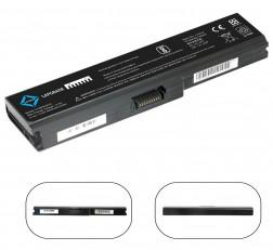 Lapgrade Batttery Compatible Laptop Battery for Toshiba Satellite M300 M301 M302 M305 M306 M307 M308 M310 Series (Black)