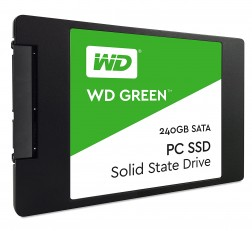 Western Digital SSD 240GB Internal Solid State Drive WD Green (WDS240G2G0A)
